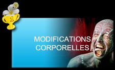 modifications corporelles