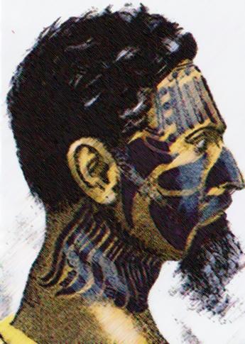 ile de paques - tatouage polynésien - tatoouages fenua tattoo