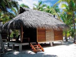 infos sur maison traditionnelle de polynesie francaise