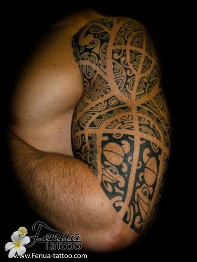tiki epaule jpg tattoo pictures to pin on pinterest. Black Bedroom Furniture Sets. Home Design Ideas