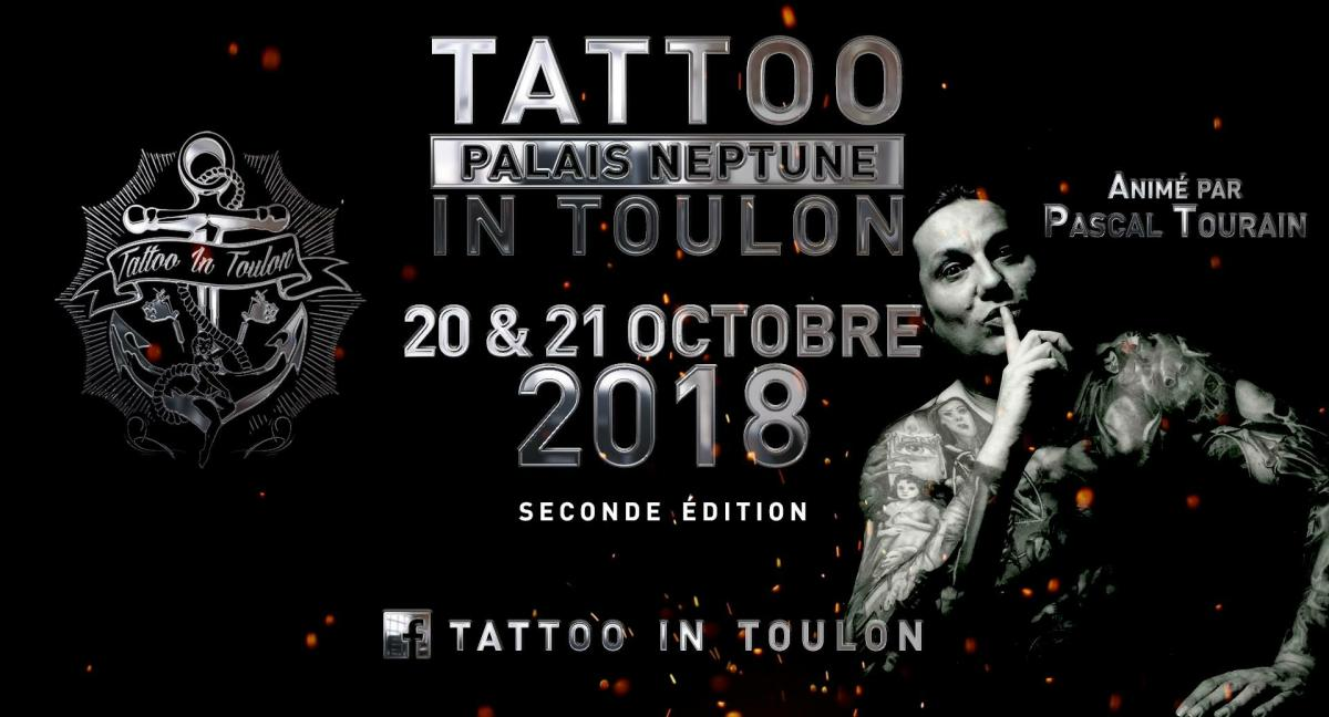 photo de salon de tattoo a toulon